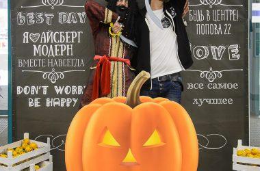 Хэллоуин в компании Джека Воробья